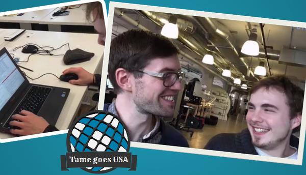 Inside Silicon Valley mit Tame und ARTE future - Folge 9