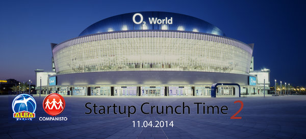 Companisto and ALBA BERLIN Present the Start-up Crunch Time 2 – with Dr. Eric Schweitzer