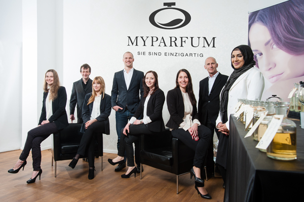 MyParfum Makes Individual Fragrances Possible