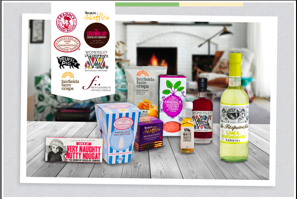 Foodist Makes Exclusive Contracts with 8 Top British Producers