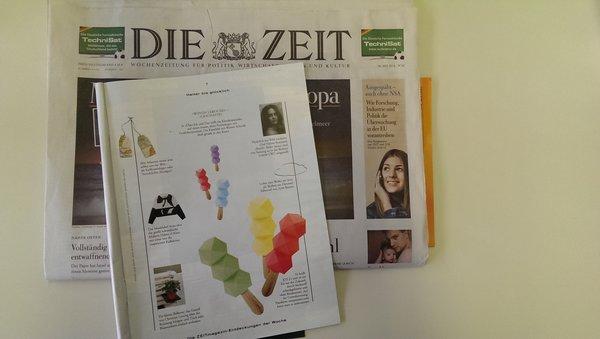 Die ZEIT berichtet über unser Startup Kyl!
