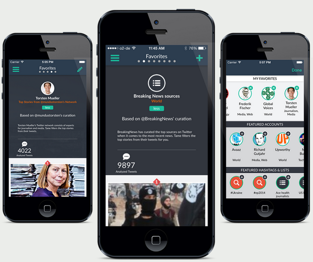 Tame Launches Free iPhone App