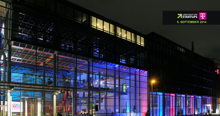 Lange Nacht der Startups 2014