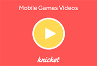 Knicket entwickelt separate App für Mobile Games Discovery
