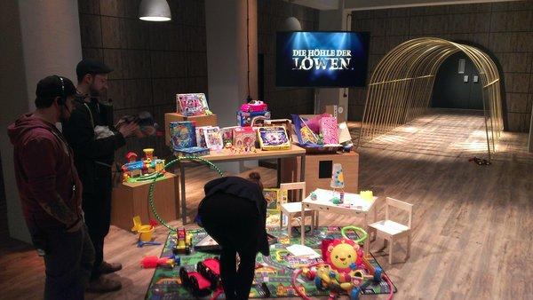 Meine-Spielzeugkiste in TV-Show und vielversprechende Veränderungen