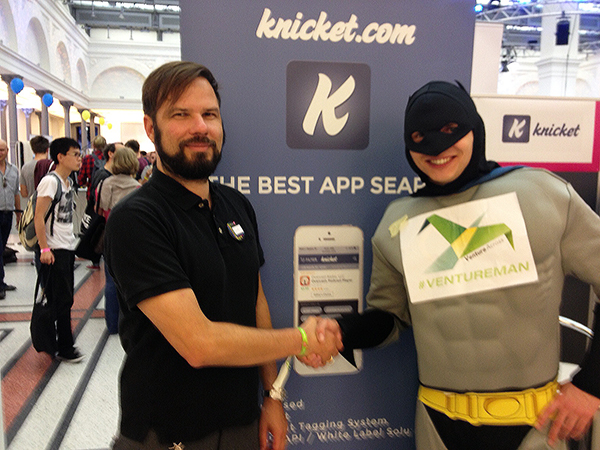 Knicket Presents New App and Announces New Partner