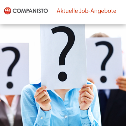 Aktuelle Jobangebote in den Bereichen Grafikdesign, Online-Marketing und Public Relations