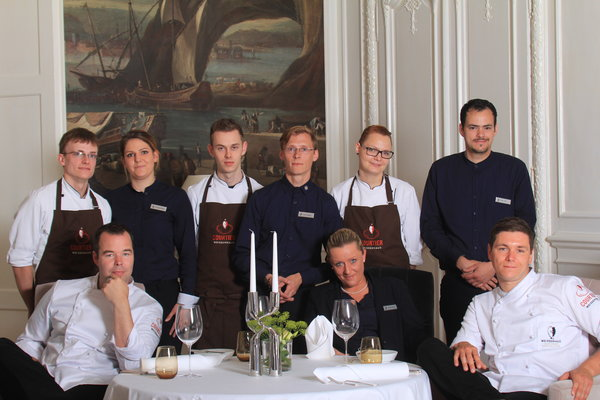 WEISSENHAUS Restaurant Courtier Receives Michelin Star in Record Time
