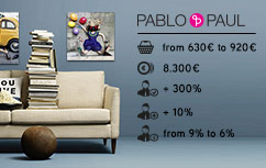 Pablo & Paul Increases Website Visitors by 300 Percent Since Campaign Launch