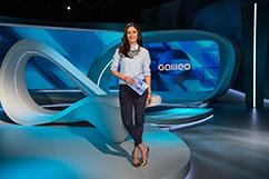Galileo-Moderatorin Funda Vanroy wird neues Testimonial von Jaimie Jacobs