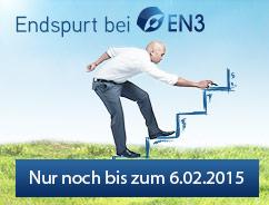 Endspurt bei EN3 - EN3 schließt Phase 1 des EU- Programms Horizon 2020 vorzeitig ab