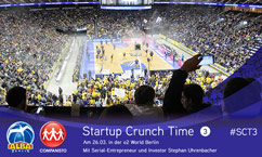 Review of the 3rd Startup Crunch Time