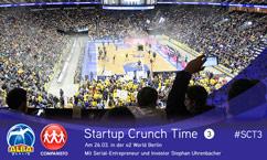 Das war die 3. Startup Crunch Time