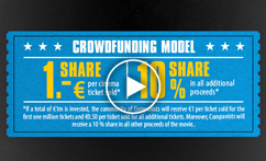 Video Update: The Investment Model and Market Volume of the Movie Crowdfunding Campaign