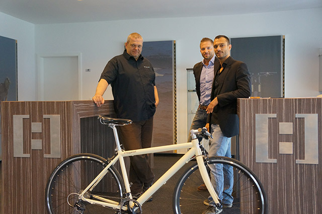 FREYGEIST Starts E-Bike Production in Collaboration with Top Partner German Answer