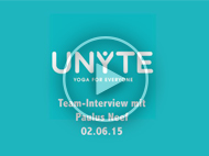 Video Interview with UNYTE Founder Paulus Neef