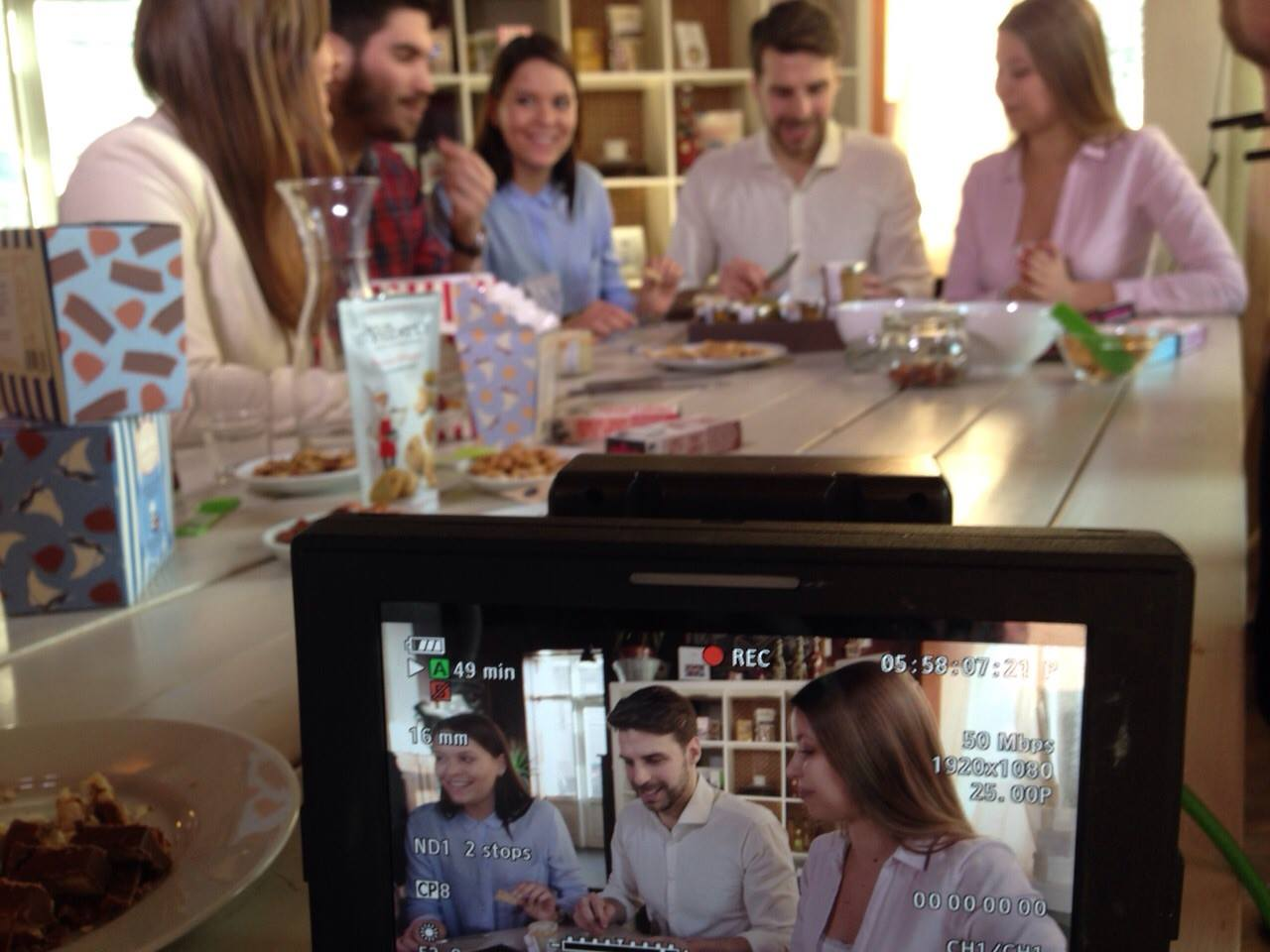 Foodist in ProSieben-Show Galileo