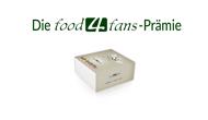 Prämie für food4fans-Companisten
