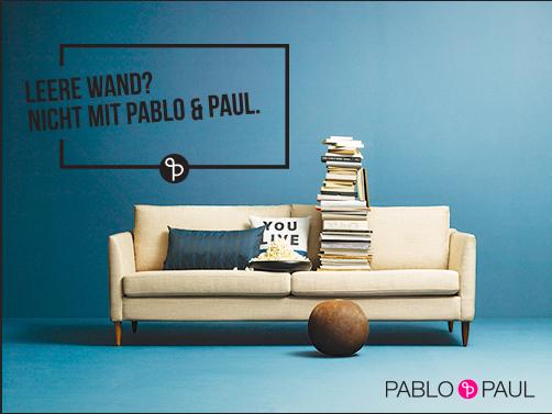 Pablo & Paul im Bikini Berlin
