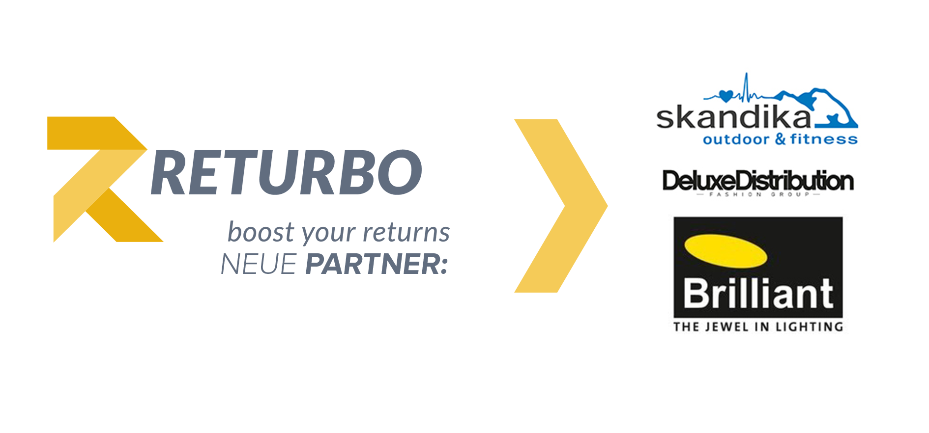 RETURBO Announces Additional Renowned Partners