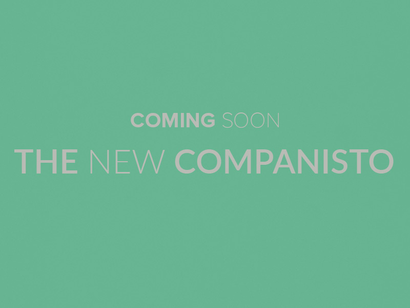 Coming Soon: The New Companisto Website!