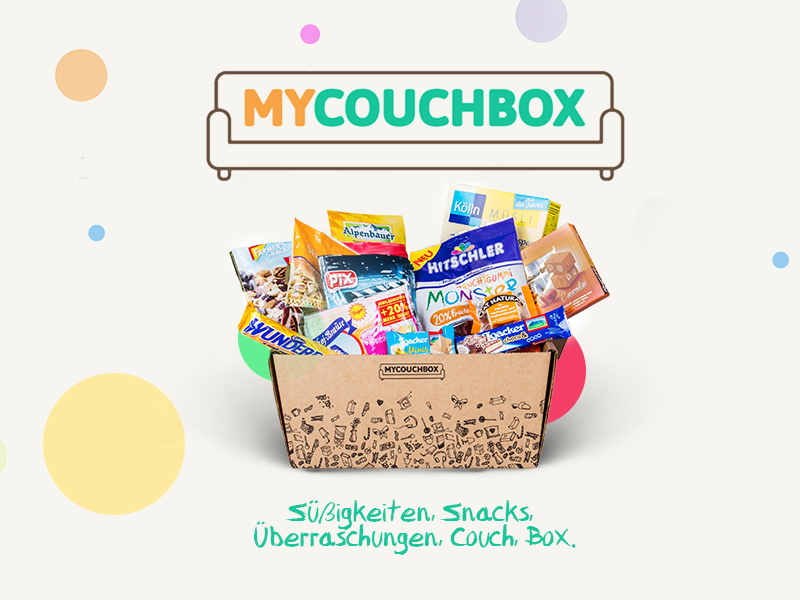 MyCouchbox – Germany's Leading Surprise Box for Snacks and Candy
