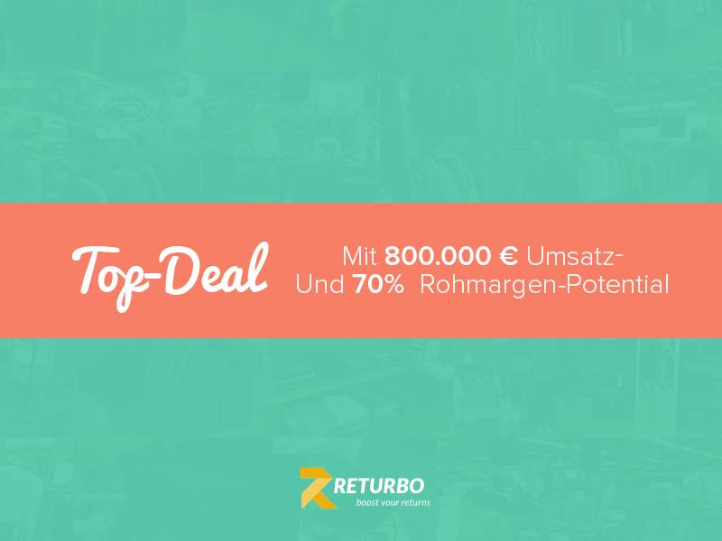 RETURBO Secures Top Deal Worth €800,000 in Revenues