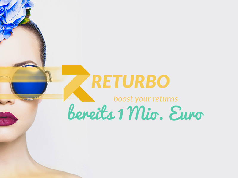 RETURBO Raises over One Million Euros!