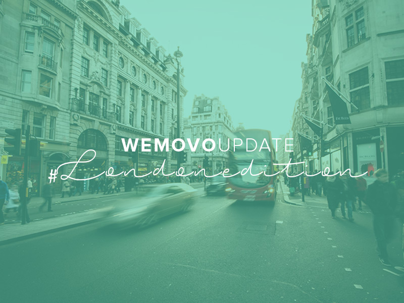 WEMOVO Successfully Attends World Travel Market in London