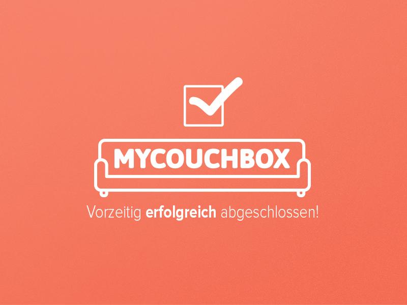 MyCouchbox-Crowdinvesting vorzeitig erfolgreich abgeschlossen