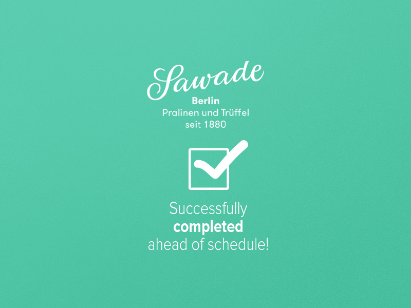 Sawade Campaign Successfully Completed ahead of Schedule