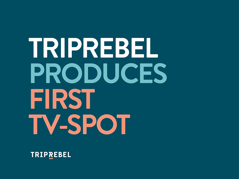 TripRebel Produces First TV Commercial