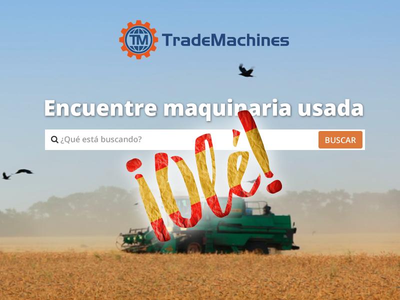TradeMachines launch in Spanish speaking market