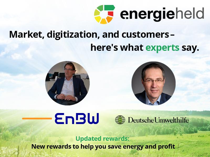 The Market and Its Strategic Potentials: Interview with Uli Huener (EnBW) and Sascha Müller-Kraenner (Deutsche Umwelthilfe)