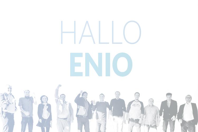 Hallo ENIO!