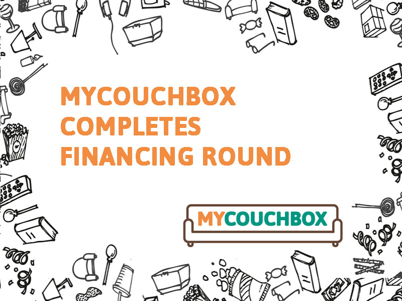MyCouchbox Receives Follow-up Financing and Successfully Participates in Trade Fair