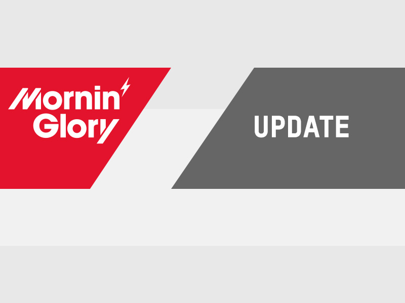 Mornin' Glory campaign gets off to a roaring start - growth plans for February outperform expectations