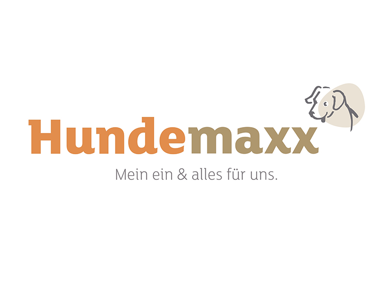 First glimpse of new Hundemaxx corporate design