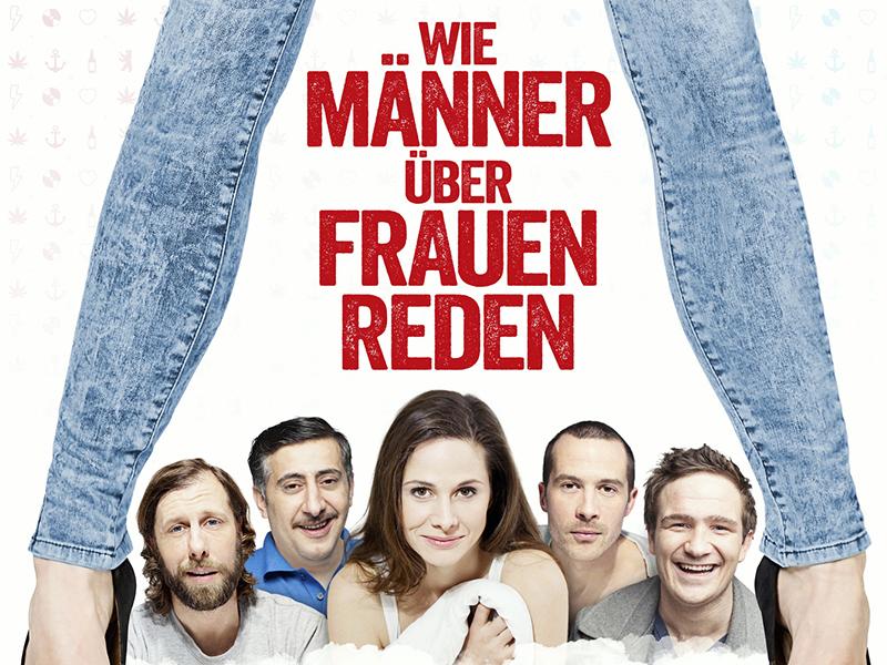 Companists finance completion of WIE MÄNNER ÜBER FRAUEN REDEN - nationwide movie release imminent