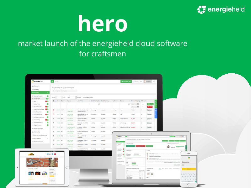 energieheld Sells Own Software for the First Time and Secures EU Grants worth 94,200 Euros