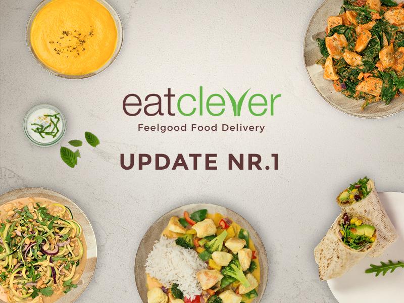 Gelungener Kampagnenstart und viele Neuigkeiten bei eatclever