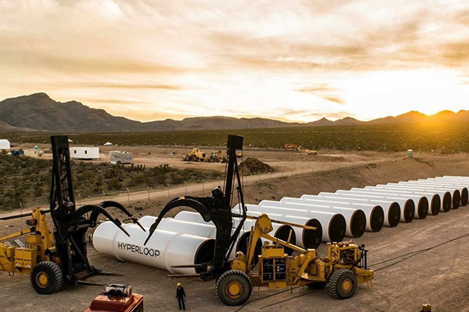 Erster Hyperloop-Test in Nevada geglückt | Companisto Blog