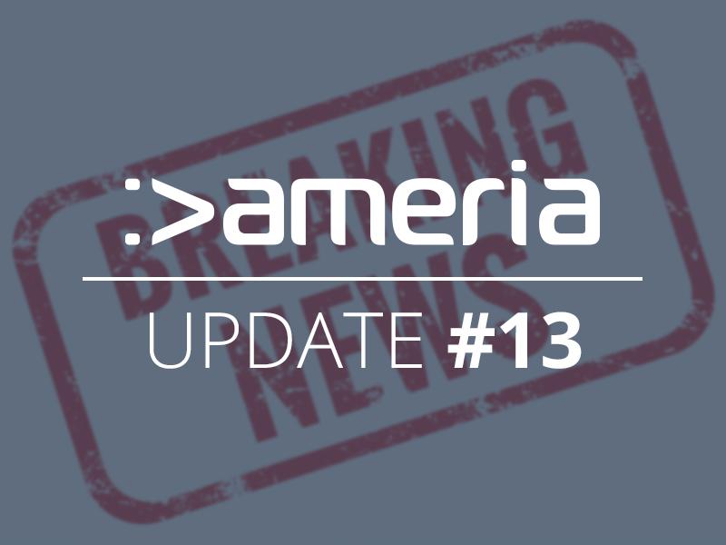 Eilmeldung der ameria GmbH