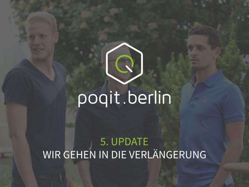 poqit.berlin verlängert Kampagne