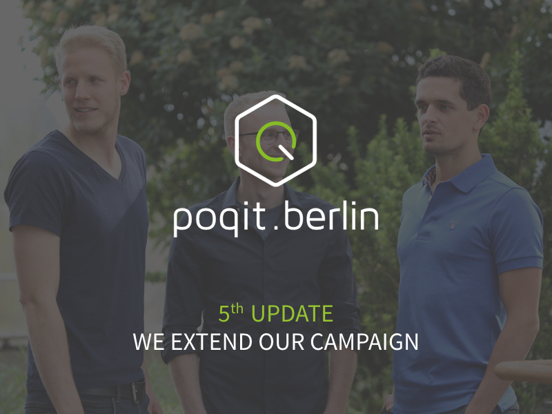 poqit.berlin extends campaign