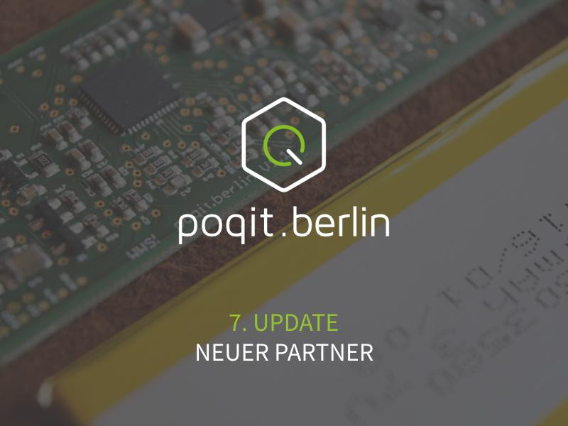 poqit.berlin gewinnt neuen Partner