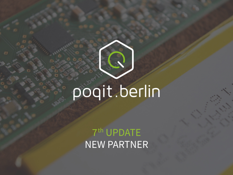 poqit.berlin wins over new partner