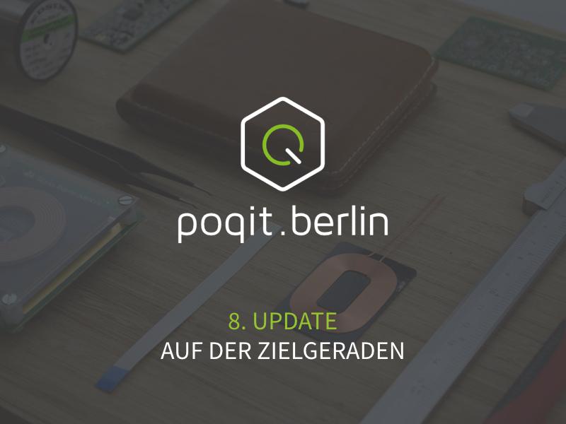 poqit.berlin befindet sich auf der Zielgeraden.