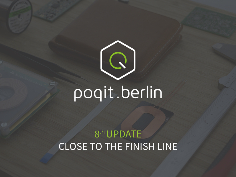 poqit.berlin approaching the finish line