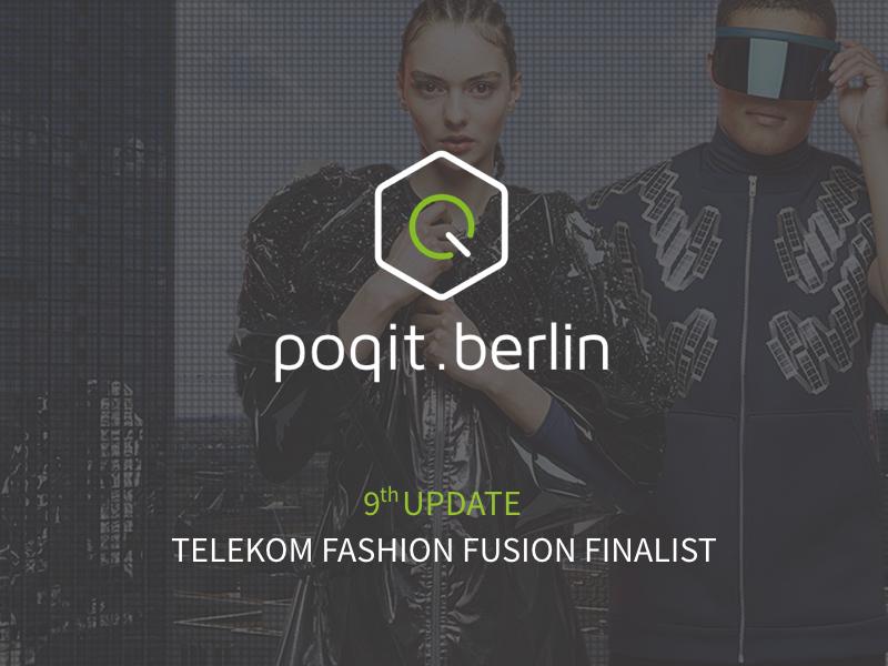 poqit.berlin Participates in Fashion Fusion Program of Deutsche Telekom
